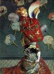 """Claude Monet, Camille Monet ritratta come """"La giapponese"""" (XXXX)"""